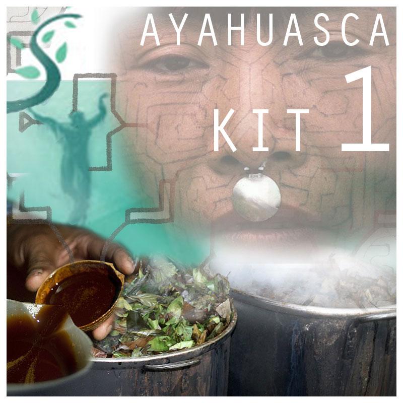 Ayahuasca Kit 1