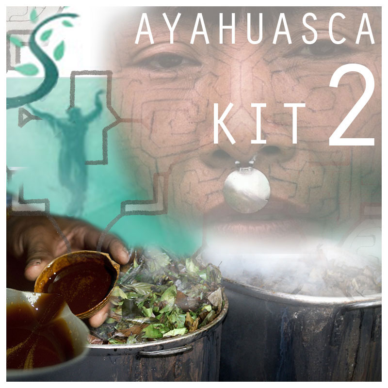 Ayahuasca kit 2