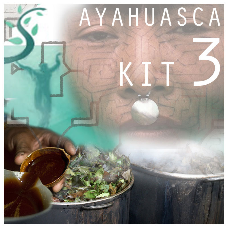 Ayahuasca Kit 3