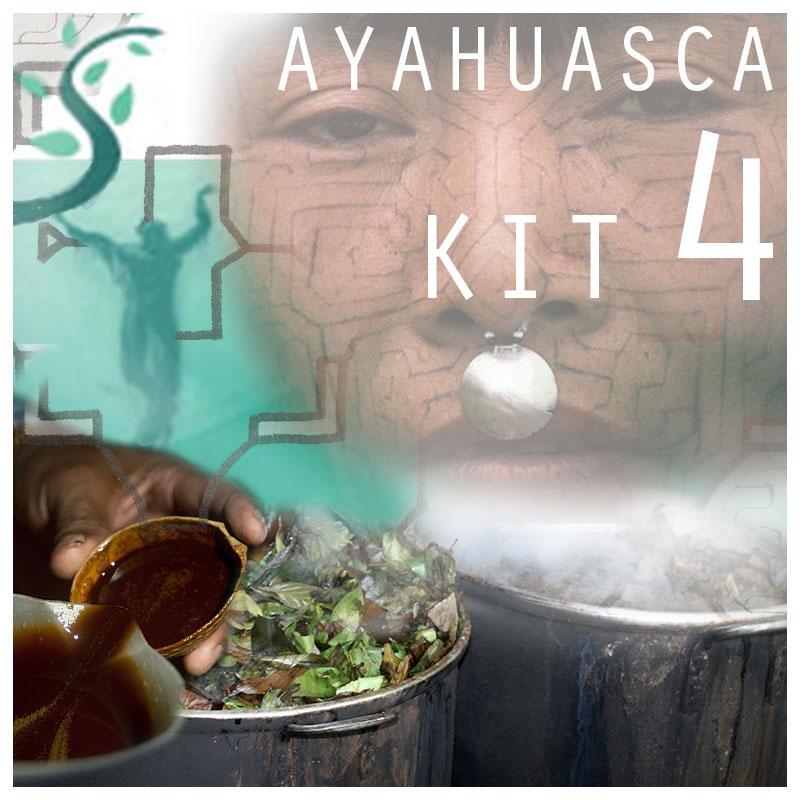 Ayahuasca Kit 4