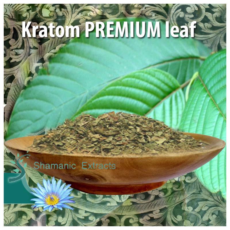Kratom Bali premium leaf