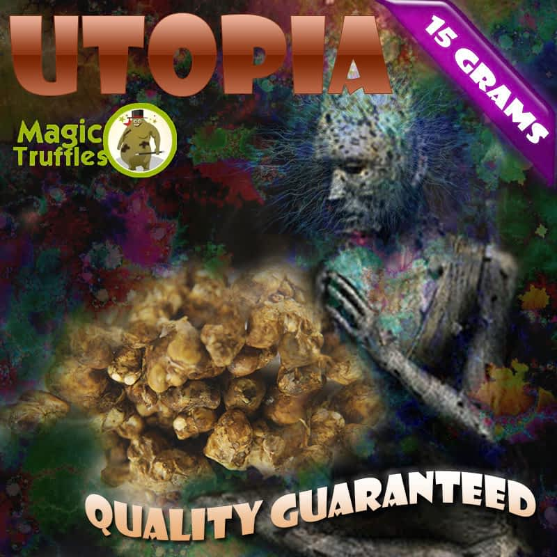 Utopia magic truffles