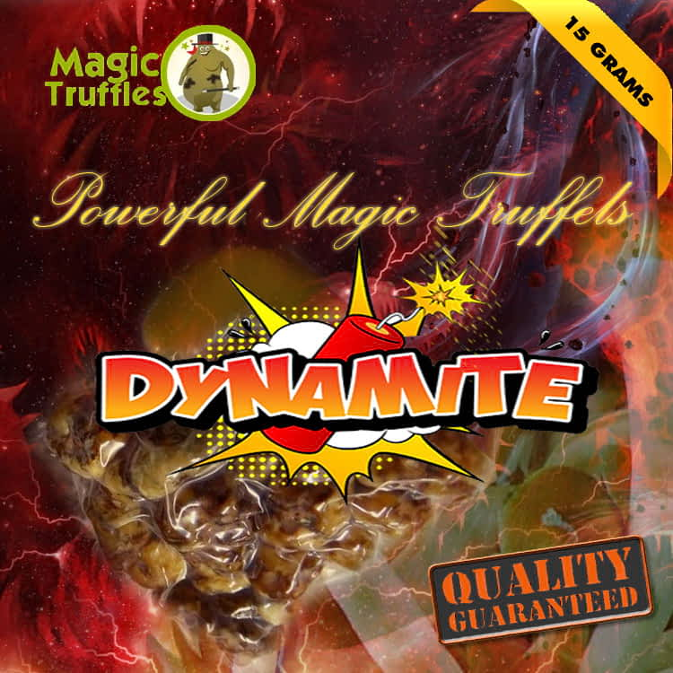Dynamite magic truffles