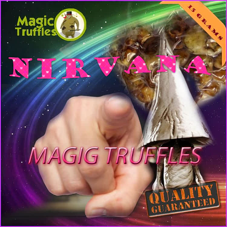 Nirvana magic truffles