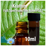 Mitragyna speciosa - Full Spectrum Kratom Extract - FST